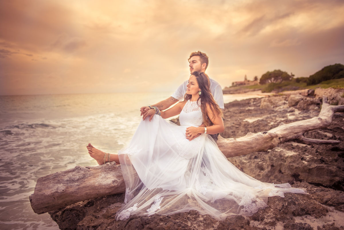 Beach Wedding Photography Packages