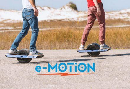 E-motion Social media Ads