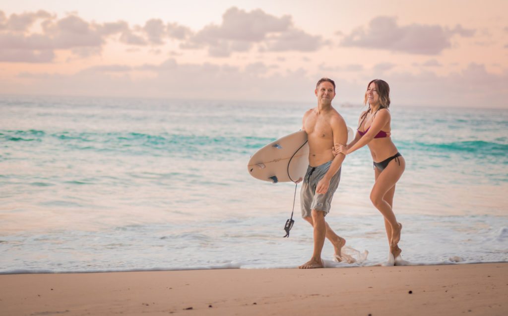 The surfer couple-0845